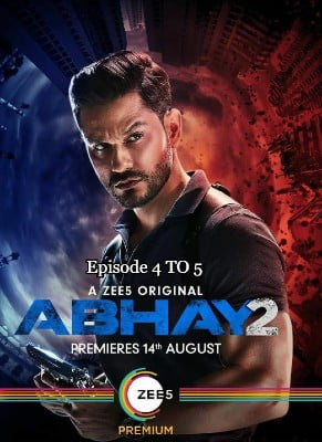 Abhay 2 (2020) Episode 4 To 5