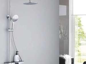 Découvrez notre système de robinetterie et de douche haut de gamme