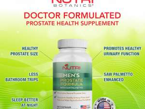 Supplement for Prostate