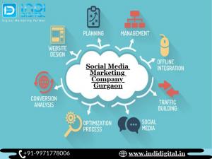 Find the best social media marketing company gurgaon
